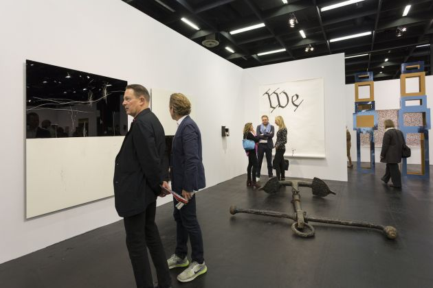 Art Cologne 2018,Stand: Galerie Buchholz, Halle 11.2 © Koelnmesse