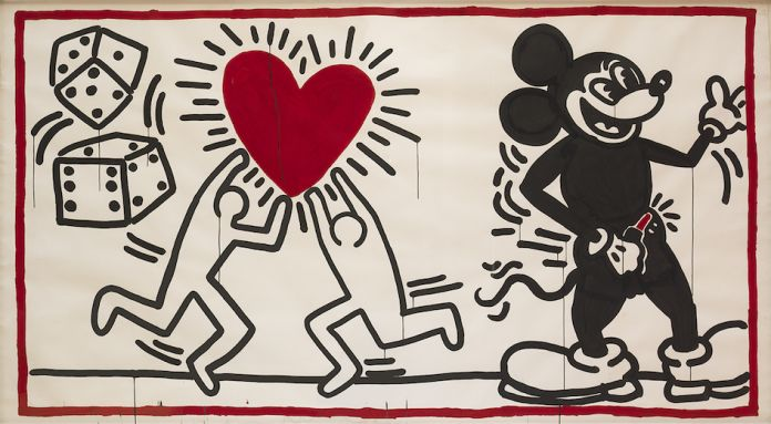 Keith Haring In Mostra A Vienna Artribune