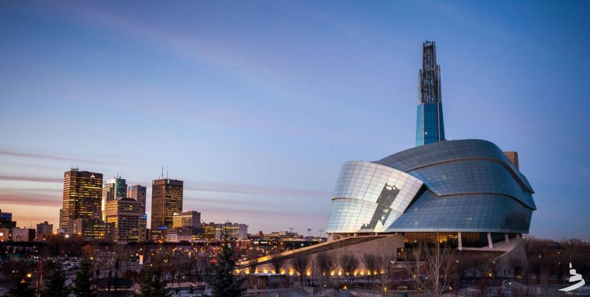 Canadian Museum for Human Rights, Winnipeg