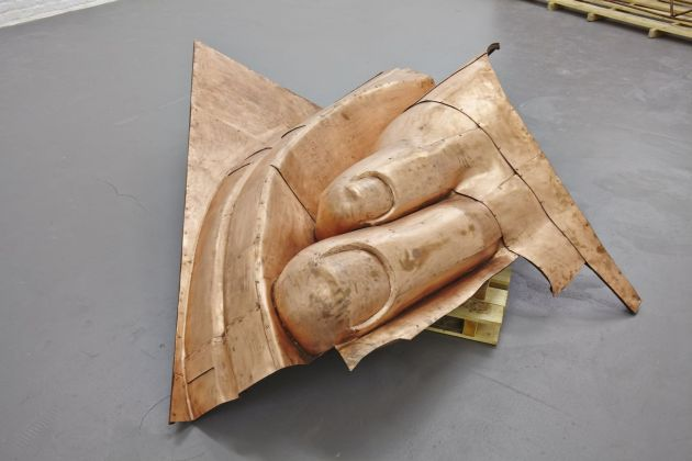 Danh Vo, We The People (particolare), 2011. KADIST collection. Photo Matthew Booth