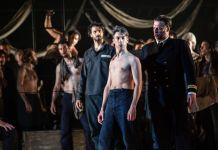 Deborah Warner, Billy Budd. Photo Yasuko Kageyama _ Opera di Roma