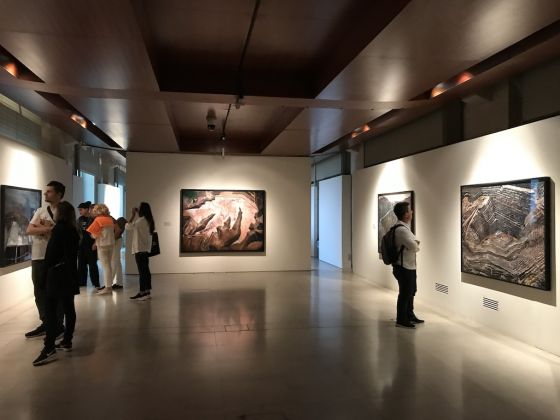 PhotoLondon, installation view