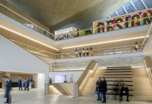 London Design Museum. Photo credit Gareth Gardner