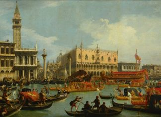 Canaletto, Mosca, The Pushkin Stae Museum of Fine Art