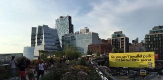New York, High end along the High Line. Photo Matteo Robiglio and Isabelle Toussaint