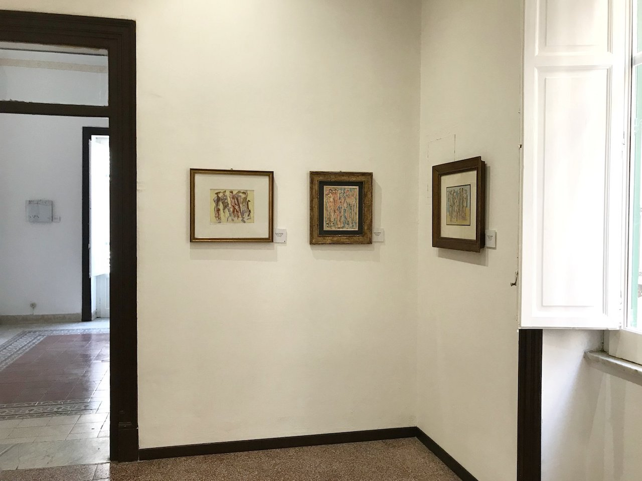 Galleria lombardi e la nica a palermo artribune for Sala pirandello