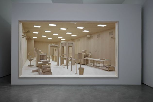 Triennale Bruges 2018 © Roxy Paine