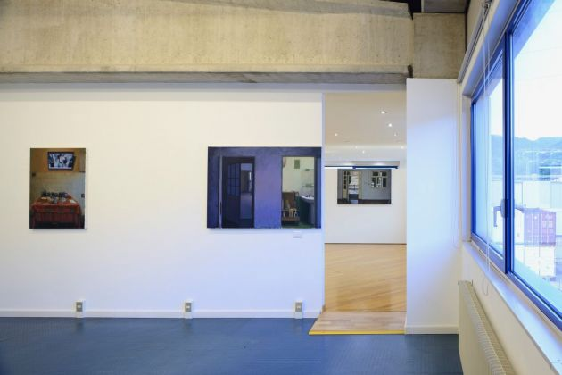Cristian Avram. The Place we call Home. Exhibition view at Boccanera Project Room, Trento 2018