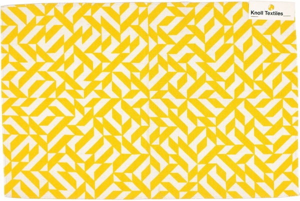 Anni Albers, Eclat 1974, The Josef and Anni Albers Foundation © 2018 The Josef and Anni Albers Foundation and Knoll Textiles Artists Rights Society (ARS), New YorkDACS, Londra