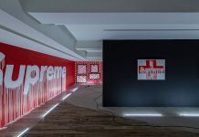 Supreme même, exhibition view at Over the Infuence, Hong Kong 2018, courtesy the gallery