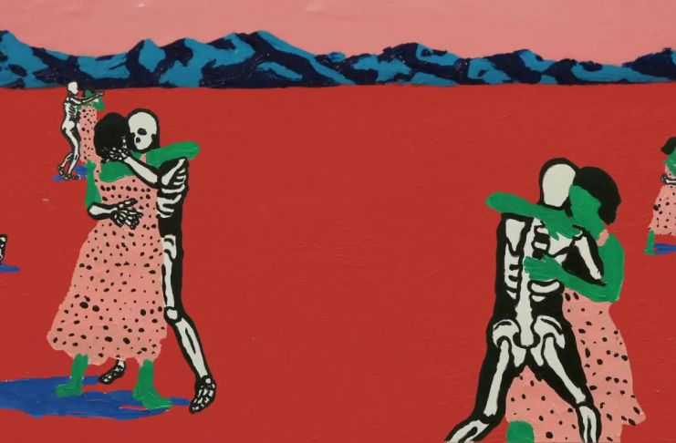 U2, Love is Bigger Than Anything In Its Way, videoclip by Broken Fingaz