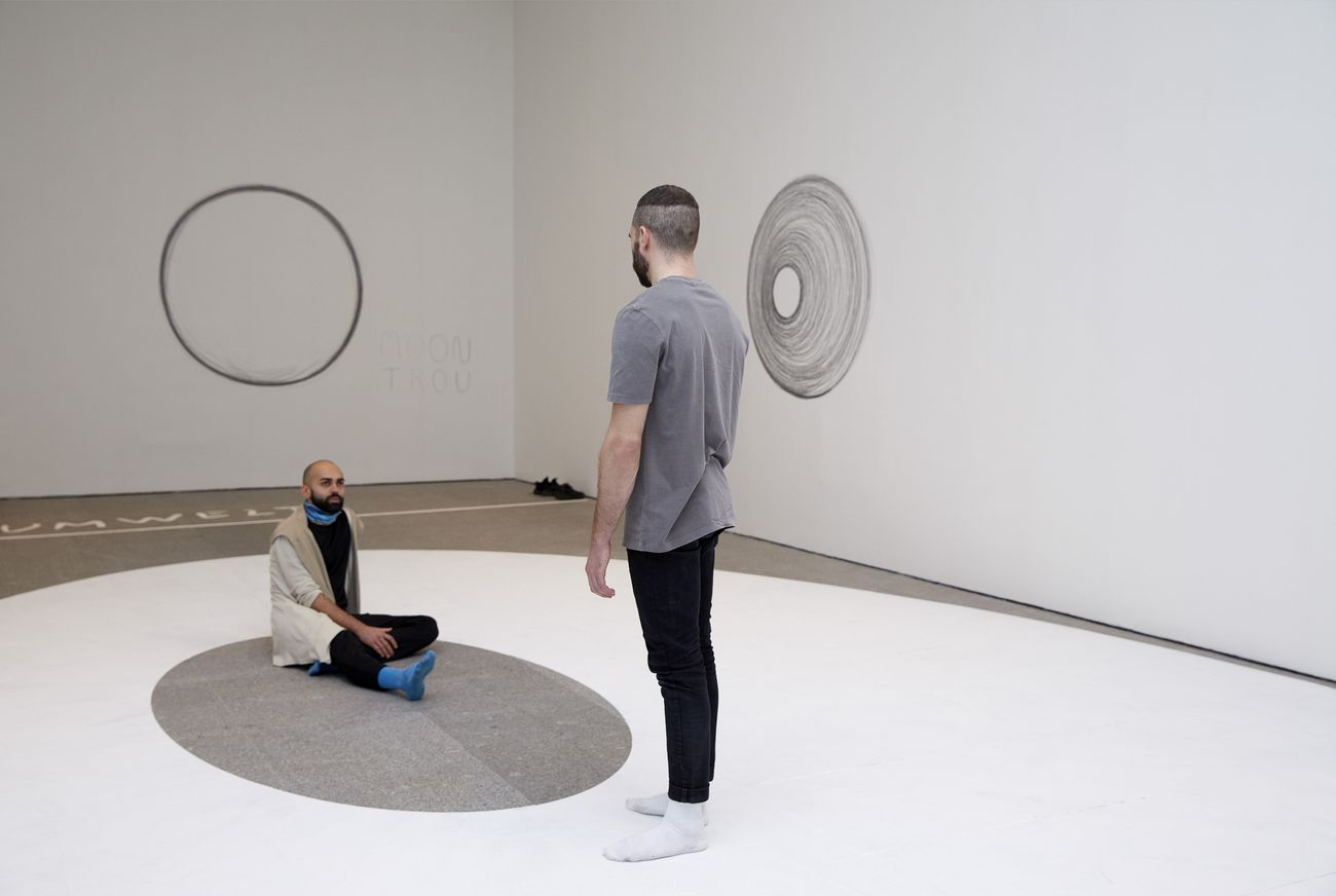 Dora Garcia. La Segunda Vez. Exhibition view at Reina Sofia, Madrid 2018
