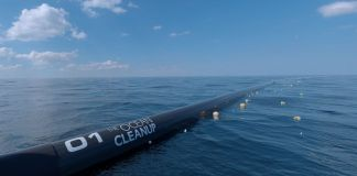 Ocean Clean Up. Credits Ocean Clean Up. TOC. Computer Renderings Closeup Floater