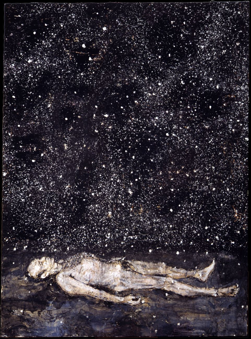 Anselm Kiefer, Untitled, 1995. Courtesy Lia Rumma