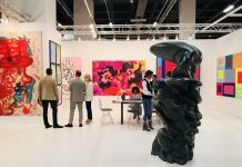 Contemporary Istanbul 2018. Il booth di Sevil Dolmaci Art Gallery
