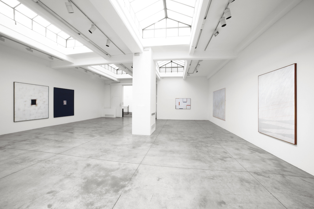 Installation view, Cardi Gallery, Milano