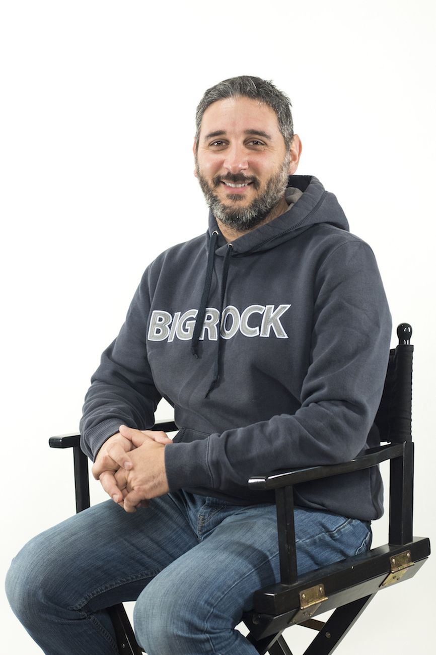 Marco Savini, ideatore di BigRock. Institute of Magic Technologies
