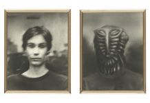 Martian Portraits, 1978 © Jim Shaw. Courtesy of the artist and Blum & Poe, Los Angeles:New York:Tokyo