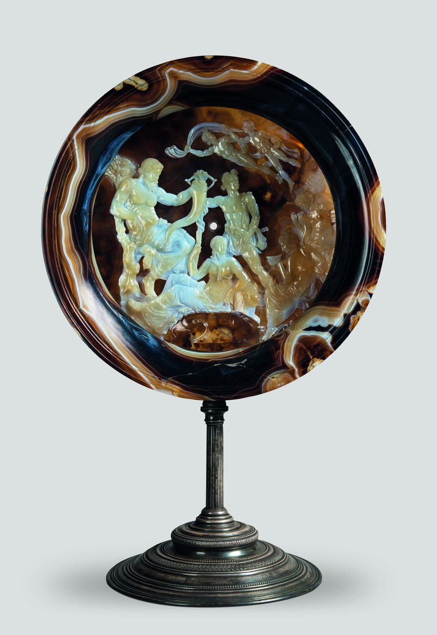 Tazza Farnese. Museo Archeologico Nazionale, Napoli. Photo Luigi Spina