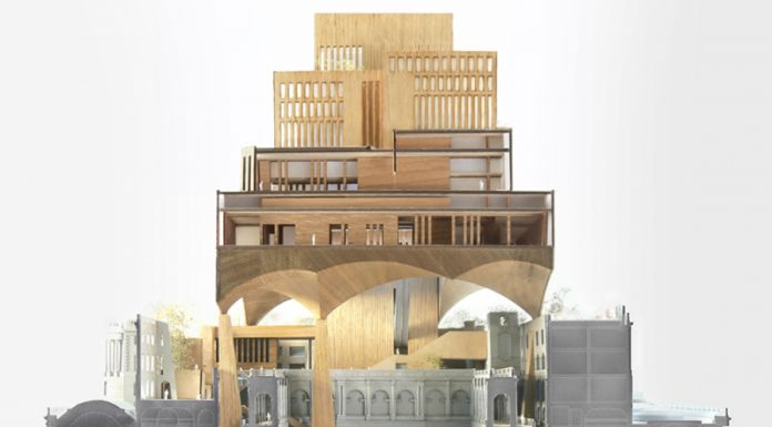 LOED STOLTE – THE BANK OF ENGLAND: A DIALECTICAL PROJECT.Courtesy of Fundación Mies van der Rohe