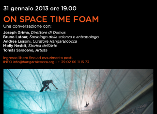 Tomás Saraceno – On Space Time Foam