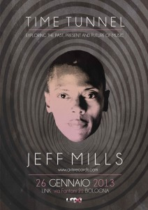 Jeff Mills – Time Tunnel