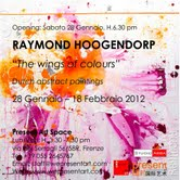 Raymond Hoogendorp – The Wings of Colours