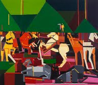 Guy Yanai – Battle Therapy Living Room