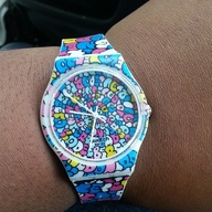 Party Swatch Faces