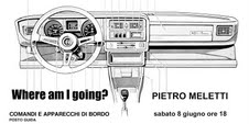Pietro Meletti – Where am I going?