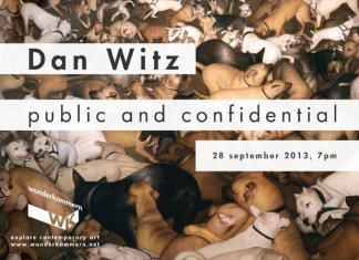 Dan Witz – Public and Confidential