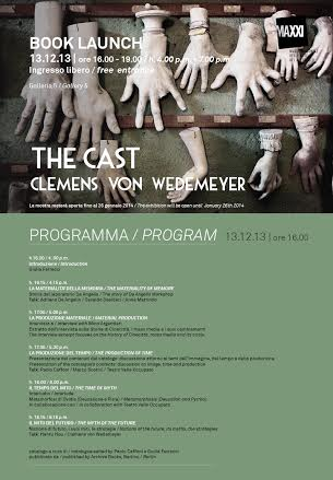 Clemens von Wedemeyer – The Cast – Catalogo