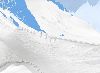 Olivo Barbieri – Alps-Geographies and People