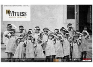 WWItness: diverse perspectives of the Great War