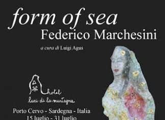 Federico Marchesini – Form of sea