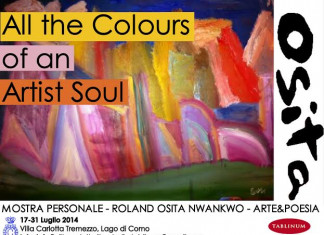 Roland Osita Nwankwo – All the Colours of an Artist Soul