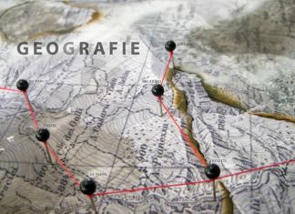 Zak in tour – Geografie
