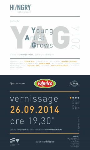 YAG – Young Artist Grows 2014