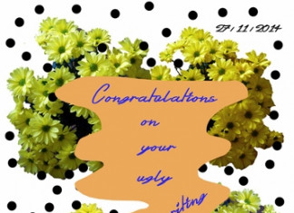 Congratulations on Your Ugly Handwriting