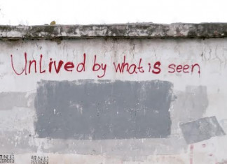 Unlived by What is Seen