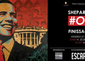Shepard Fairey #Obey – Finissage party