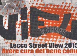 Lecco Street View 2015