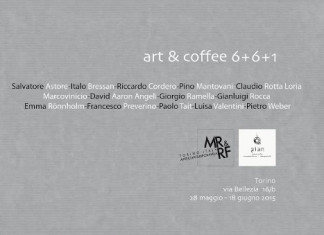 art & coffee 6 + 6 + 1 Exhibition