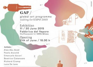 Global Art Programme Waiting for Expo 2015