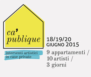 Ca'Publique – Interventi artistici in case private