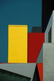 Franco Fontana – Architectural abstractions
