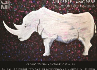 Giuseppe Amorese – Welcome in your emotions