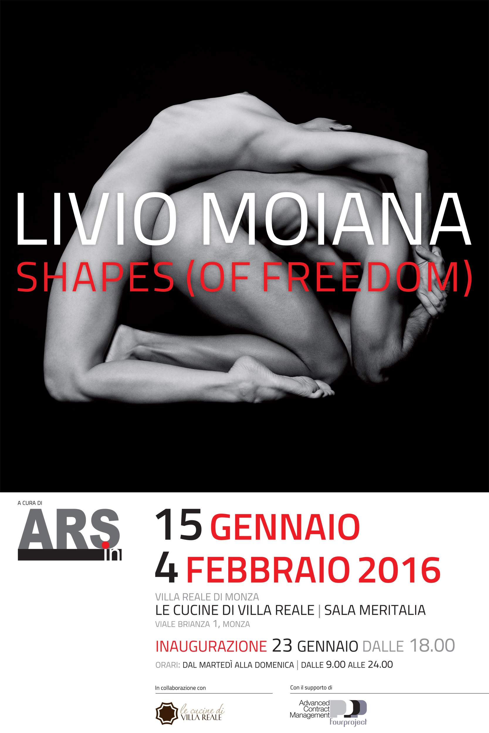 Livio Moiana – Shapes (of freedom)