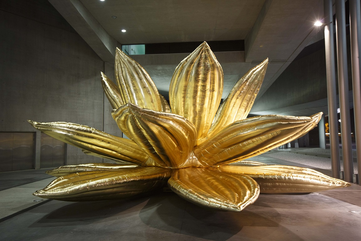 Choi Jeong-hwa – Golden Lotus