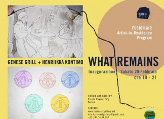 Genese Grill / Henriikka Kontimo – What Remains